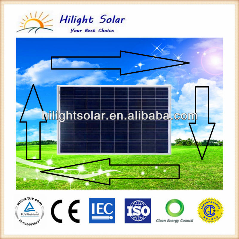 185W best price per watt solar panel/photovoltaic module for 5KW solar power system New Zealand