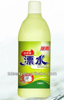 500g 2014 Wholesale Liquid Chlorine Bleach Bulk Liquid