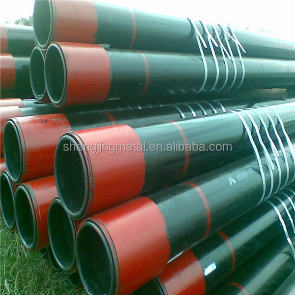 api galvanized steel pipes/api j55 tubing specification/api p110 tube specification