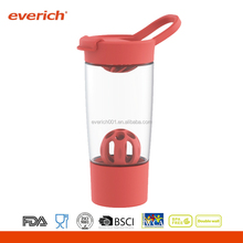 Everich 24oz Tritan new design milk shake bottle with flip lid