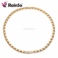 Yiwu Market Fashion Jewelry Women Gold Designs Simple Thin Latest Long Stainless Steel Chain Necklace