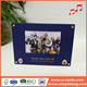 Custom recordable your message photo frame with printing photo