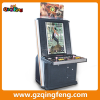 Qingfeng hot sale kids entertainment game console china cheap video game machine