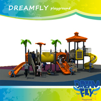 Community necessary leisure park children area playground playset