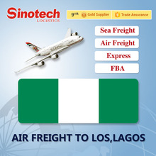competitive air cargo rate to lagos ,nigeria