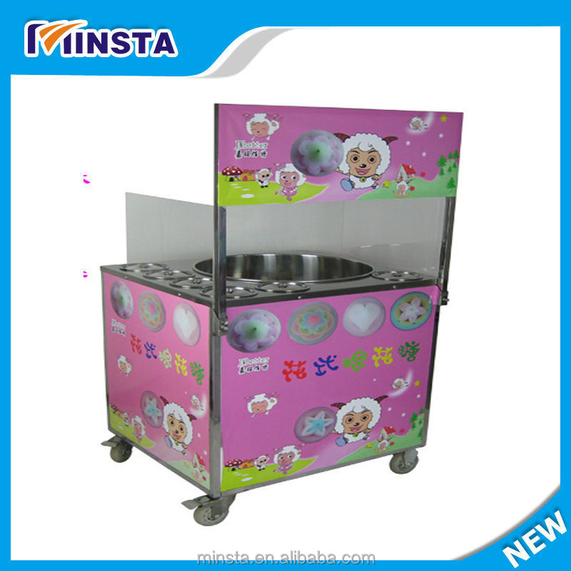 Electric Cotton Candy Machine / Candy Floss Machine / Candy Making Machine