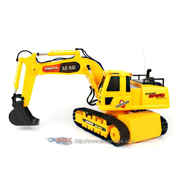 re-1423813 huge 5ch rc toy excavators