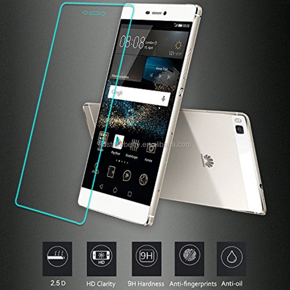 Hd Clear Tempered Glass Screen Protector For Huawei Y5