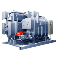 Gas Fired LiBr absorption chillers Industrial Air Conditioners