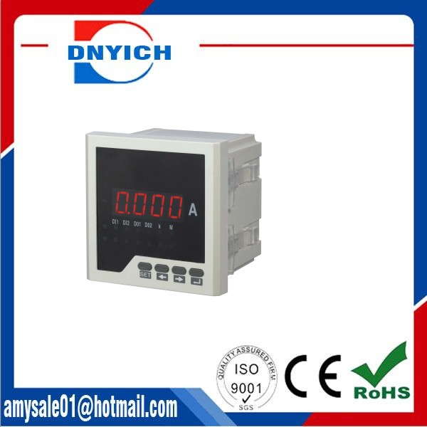 With 3 years warranty single phase digital active energy meter