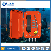 Hazardous Area Telephones JREX101 Explosion Proof