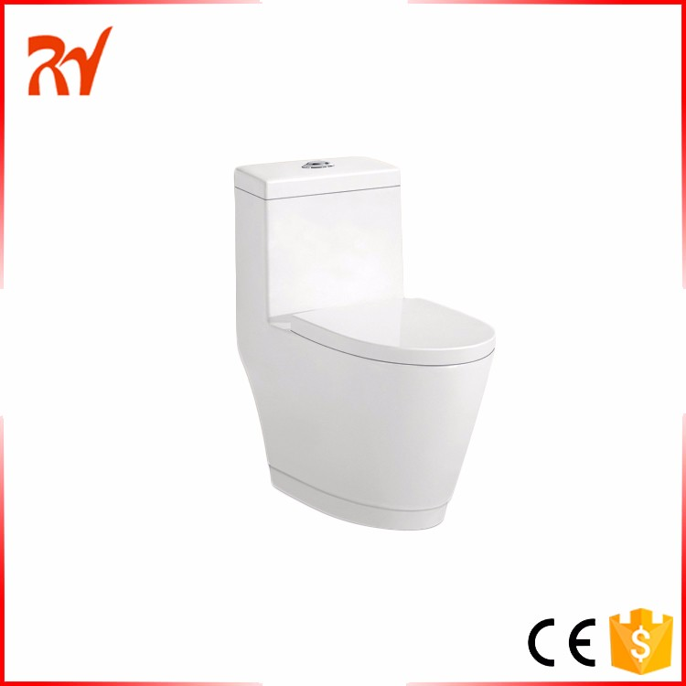 Bathroom Sanitary ware economic Ceramic S-trap hotel toilet with great price bathroom ceramic wc toilet