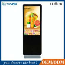 touch screen advertising display, wall mounting led tv screen with 1920x1080, tablet super touch screen