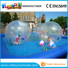 Interesting transparent water ball adult zorb ball
