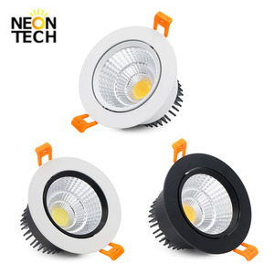 Led Downlight Empty Housing 10 Inch Led Downlights Ip44