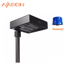 100W 150W 200W 240W 300W Newest Easy Installation Ip65 LED Street Lamp led Shoe box area lighting with DLC UL certificate