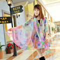 2015spring new style high quality silk georgette stole(SP888AL)