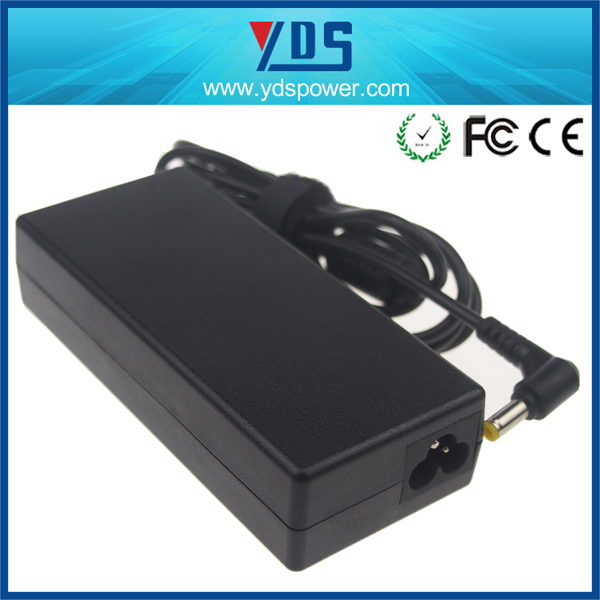 ac adapter Built-in OVP OCP OTP and SCP 19V 4.74A 90W mass power
