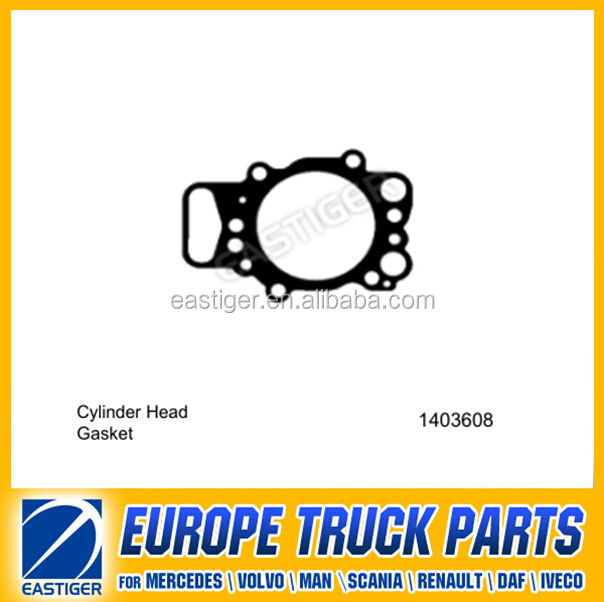 Good Quality Cylinder Head Gasket 1403608 For Scania