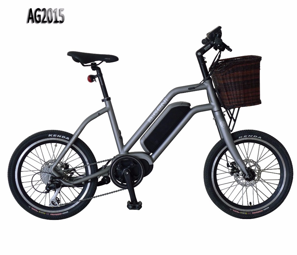 Good Quality Folding electric bikes bafang middle motor 20inch electric bicycle