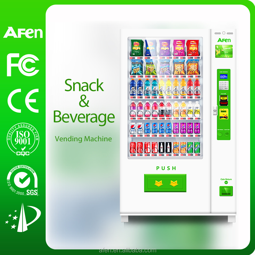 Electric Dispenser Vending Machine Coin Automatic Vending