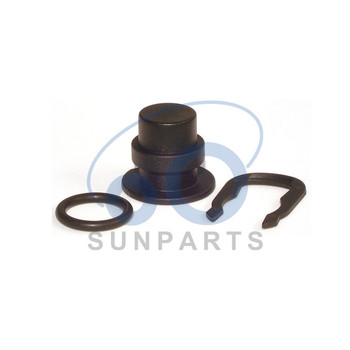 Plug, coolant flange for SEAT, SKODA, VW, AUDI 357 121 140 S, 357121140