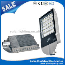 High lumen 3 years warranty IP 65 2500-7500K solar DC24V 12V pressure sensor led street light/professional led street light
