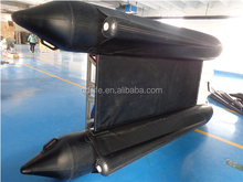 2015 small fishing best low price inflatable fast high speed boat
