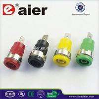 Daier rca to banana plug cable