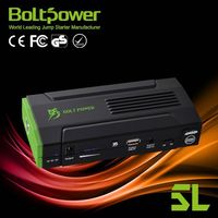 400AMP Boltpower X8 portable car battery charger 12v 24v