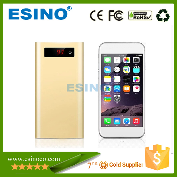 2015 china products, Slim cell phone power bank 10000mah alibaba india online shopping