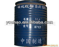 Dyestuffs Sulphur Red-Brown B3R100% / Sulphur Red 6 With Competitive Price