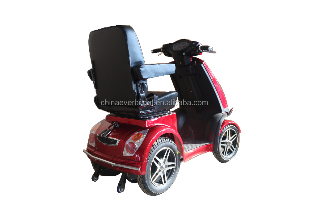 Free Shipping For Electric Four Wheels Mobility Scooter