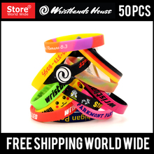 Rubber wristbands | All knids of Promotional silicone wristband | All knids of Customized silicone bracelet wristbands