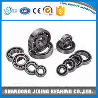 Linqing Motorcycle Engine Bearing 16008 Deep Groove Ball Bearing.