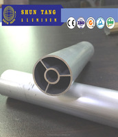 BS68TE Motorized Curtain Track Specially For Hotels and Villa