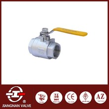 4-way ball valve two piece dn50