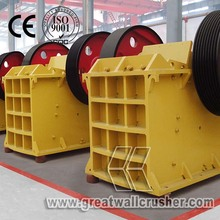 Competitive price PE 250 x 400 stone jaw crusher for sale 20 TPH quarry crushing plant