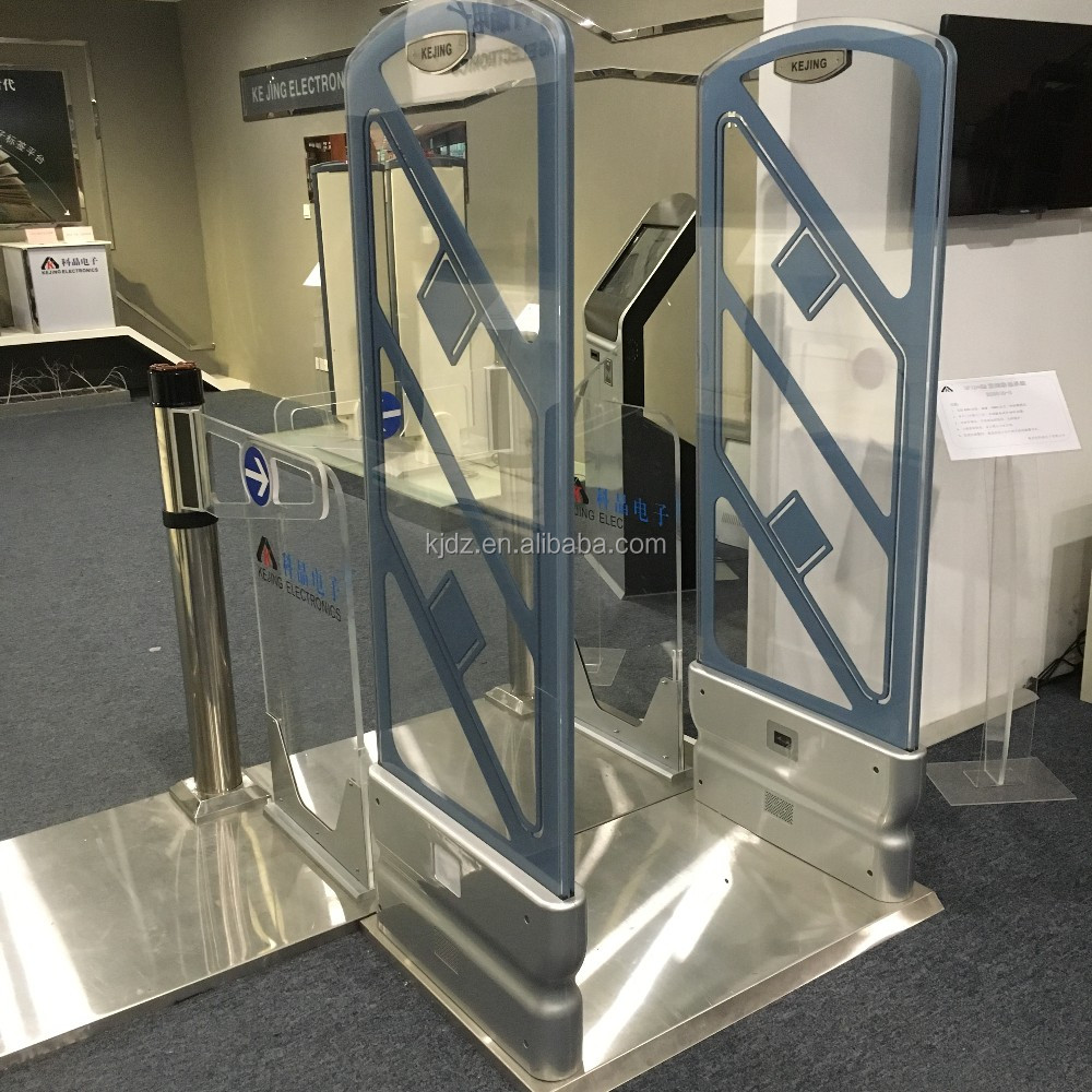 EM&RFID security system security gate for library