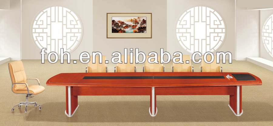 office conference room table italian furniture(FOHC-22448)