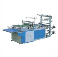 Fully Automatic plastic bag cutting making machine