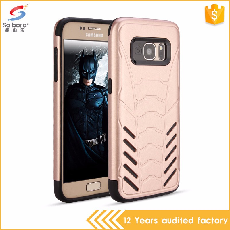 Promotional tpu pc phone case for samsung galaxy s7