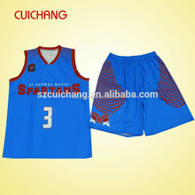 Basketball jersey, basketball sets. custom design fashion basketball uniform LQF-074