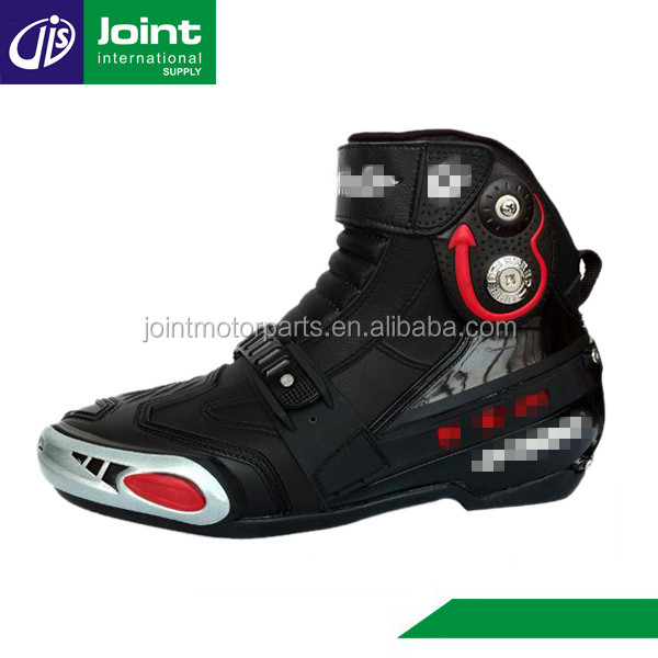 China New Model Boot Motorcycle Racing Boot Used Motorcycle Boots