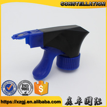 China High Quality 28/410 black plastic trigger spray, cosmetic bottles sprayer triggers, perfume pump sprayer