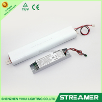 TUV CE STREAMER YHL0350-15180T LED Tube Emergency Inverter