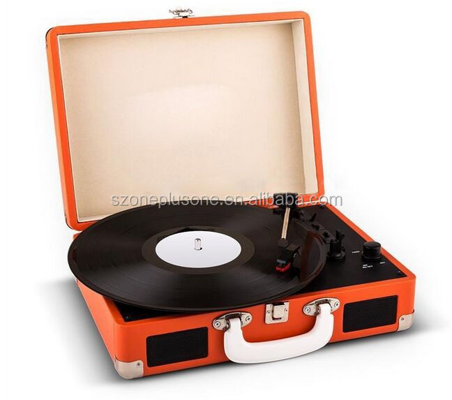 Classic Vintage Retro Nostalgia Decorative Phonograph player