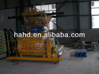 concrete mixer machine with lift JS500 from factory