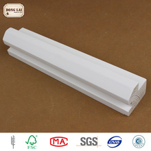 Custom Waterproof Primed Finger Joint Decoraive Millwork Pine Door Casing Moldings Jamb