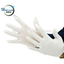 Low price of thick latex hairdressing gloves